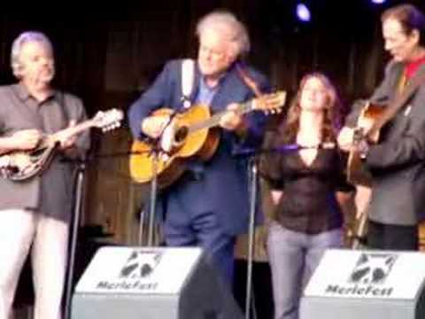 Walls of Time Peter Rowan Tony Rice Quartet