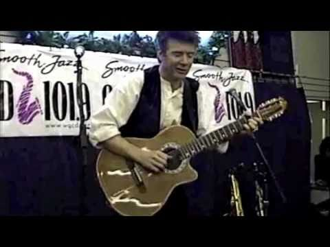 "Peter White - ""Songs of the Season"" event for CD101.9 @ J&R Music World NYC 1997"
