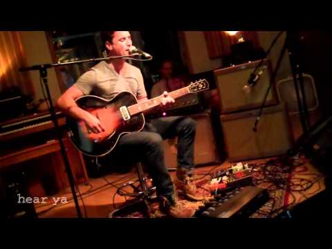 "Peter Wolf Crier - ""You`re So High"" - HearYa Live Session 6/11/10"