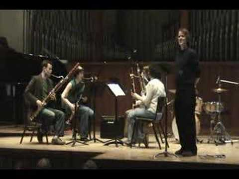 Peter and the Wolf - Bassoon Quartet