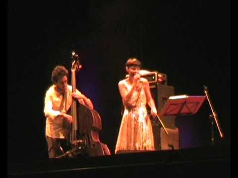 Petra Magoni e Ferruccio Spinetti Pazzo il mondo Pacifico Firenze@live Fortezza da Basso 23 Luglio 2009
