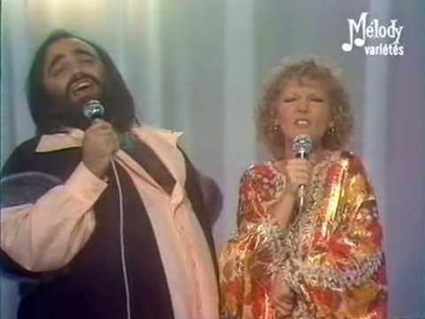 DEMIS ROUSSOS & PETULA CLARK - From Souvenirs To Souvenirs
