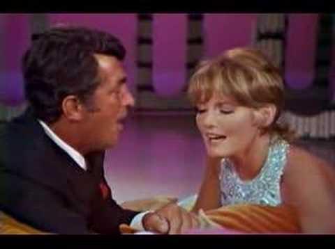 Petula Clark & Dean Martin - Love Song Medley