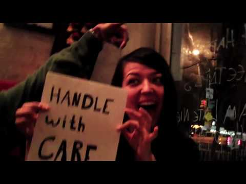 """Handle With Care"" cover Pezzettino featuring Matt Hendershot"