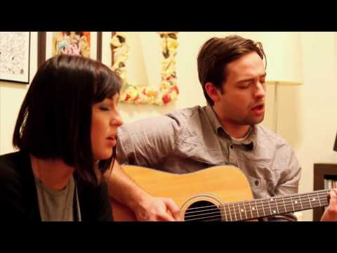 Phantogram - When I`m Small (live acoustic on Big Ugly Yellow Couch)