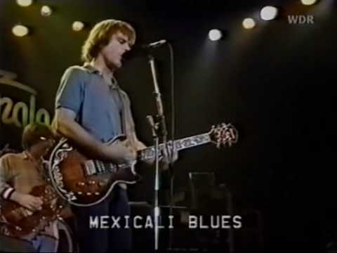 The Grateful Dead - Mexicali Blues (Rockpalast, 1981)