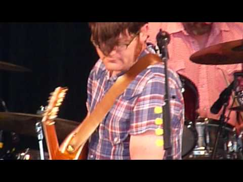 The Decemberists--A Bower Scene--Philly Folk Fest `09