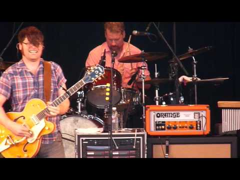 The Decemberists--The Wanting Comes in Waves/Repaid--Philly Folk Fest `09