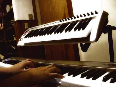 Fringe Theme Intro on piano, played by Torley
