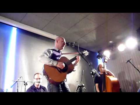 Philip Selway & Lisa Germano - Running Blind - (Valladolid 4-04-10)