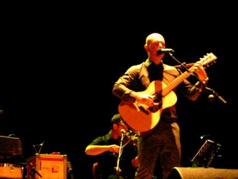 Philip Selway (Radiohead) & Lisa Germano - By some miracle (Vigo, 2010)