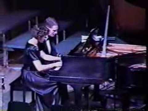 Liszt`s Hungarian Rhapsody No. 2 arr. Walden Hughes 2 pianos