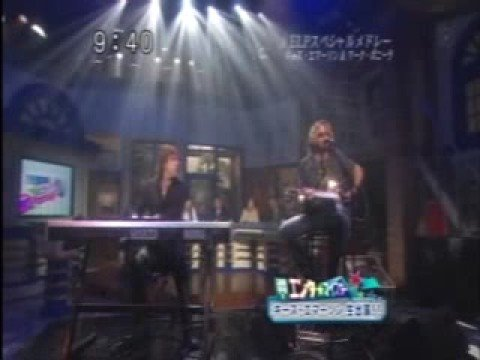 Keith Emerson - ELP Medley - 2008 Japanese TV Show