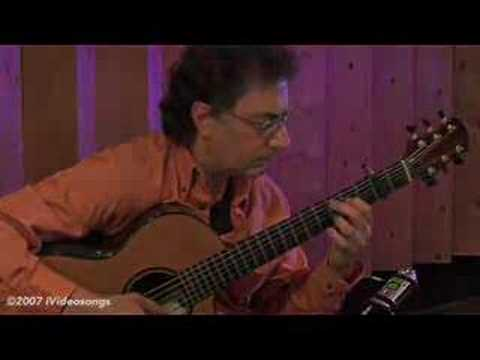 """Silent Passenger"" by Pierre Bensusan Preview Lesson"