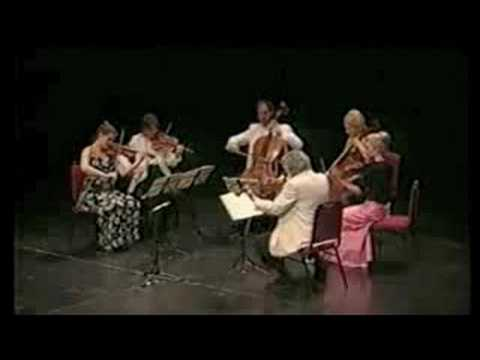 Pinchas Zukerman Brahms Sextet in B-flat Major