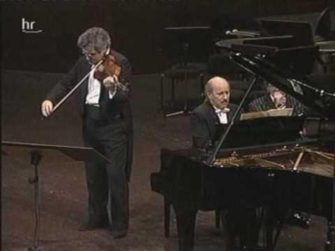 R. Schumann - (2/2) M�rchenbilder, Op. 113 (Zukerman/Neikrug)
