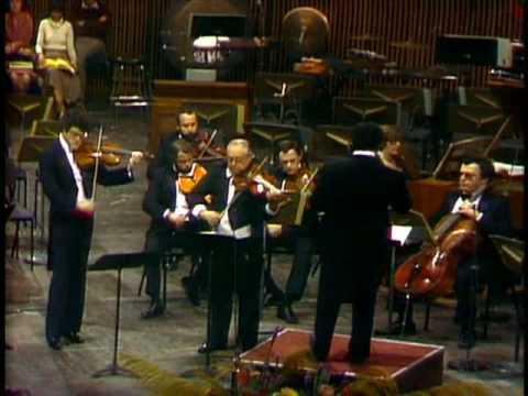 Pinchas Zukerman: Brandenburg Concerto No.6