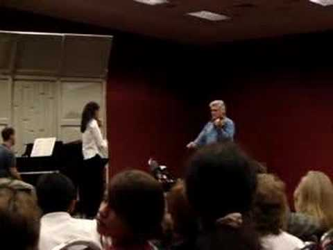 Nancy Zhou & Pinchas Zukerman