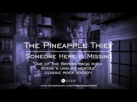 The Pineapple Thief - Someone Here is Missing (album montage)