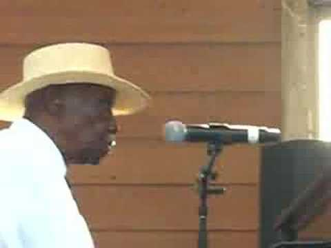 Pinetop Perkins Chicago Blues Festival 2008