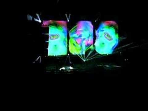 Pink Floyd Laser Light Show.