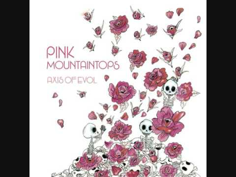 Pink Mountaintops- New Drug Queens