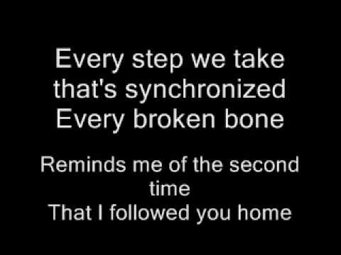 Placebo-The bitter end (lyrics)