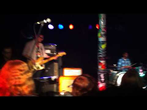 `I Had a Dream About a Nuclear Attack` by Places and Numbers @ El Corazon