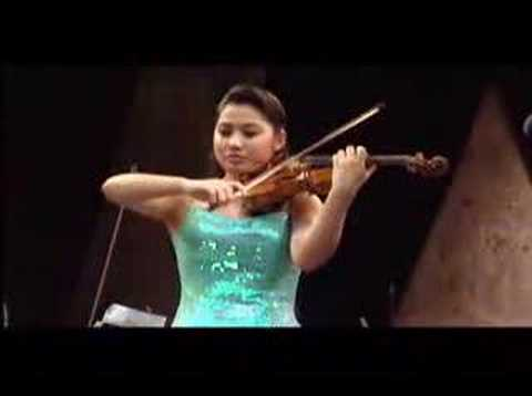 Sarah Chang (Violin) & Berliner Phil.-Placido Domingo