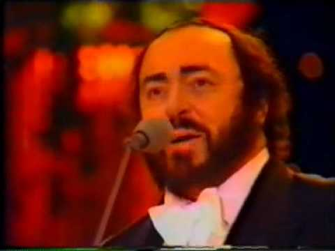 Placido Domingo, Jose Carreras, Luciano Pavarotti