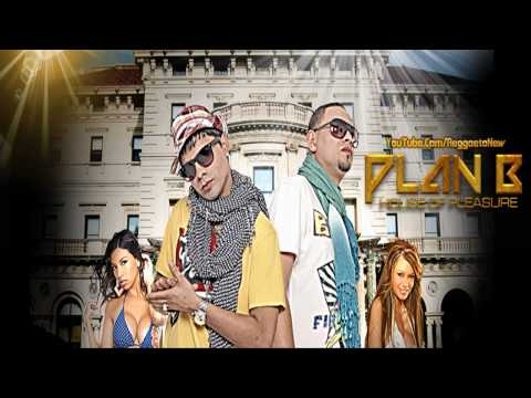 Plan B - Es un Secreto [con LETRA] - [house of pleasure] - *Reggaeton 2010*
