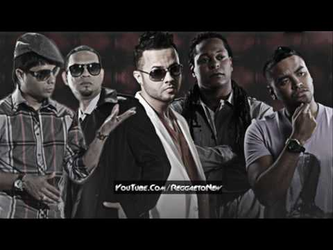 Plan B Ft Tony Dize, Zion & Lennox - Si no le Contesto [remix] - *Reggaeton 2010*