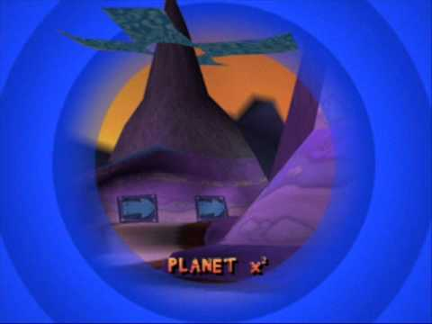 Looney Tunes Racing OST Track 15: Planet X2 (Unofficial Soundtrack)