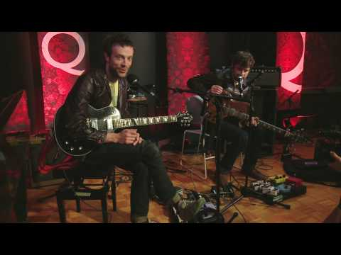 `Plants and Animals` Guitar Lesson on Q TV