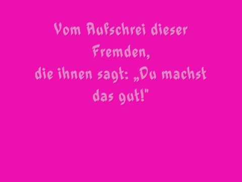 Pohlmann - M�dchen und Rabauken (Lyrics)