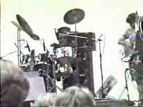 Poi Dog Pondering-Wood Guitar Live Central Park NYC 7/21/90