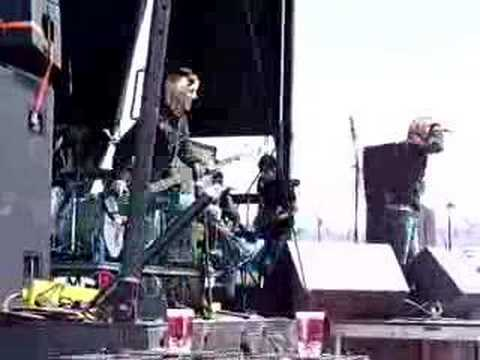 Madina Lake - Here I Stand - Pointfest 2007