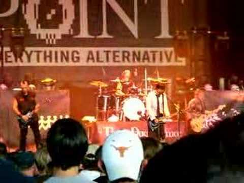 Three Days Grace - Pain live @ Pointfest