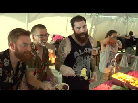 Warped Tour 2010 Episode 9- FYS - The Outtakes