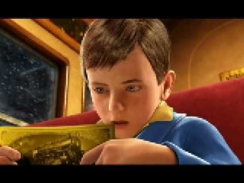 """When Christmas Comes To Town"" - The Polar Express"