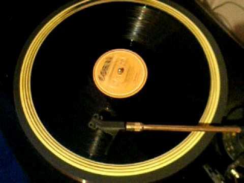 "THE McGUIRE SISTERS ""Lonesome Polecat"" Deutsche 78er CORAL 1954"
