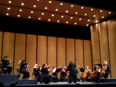 SERGIO C�RDENAS conducts DVORAK: Serenada op. 22 (Waltz)