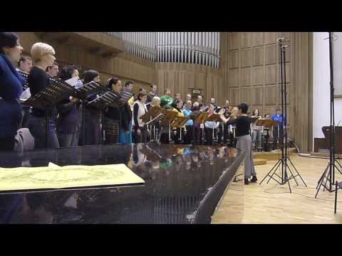 Ch�r Filharmonii Wroc?awskiej - Nagranie CD / Wroclaw Philharmonic Choir - CD Recording