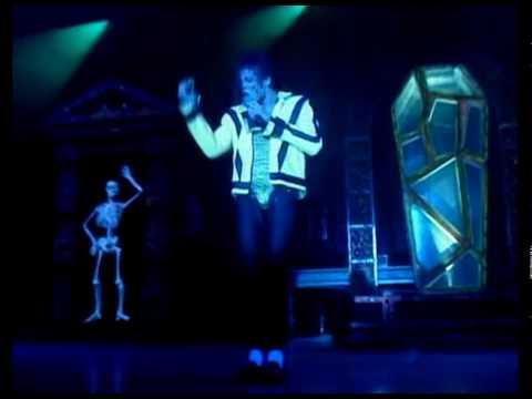 Michael Jackson - Thriller (Live Dangerous Tour 1992)