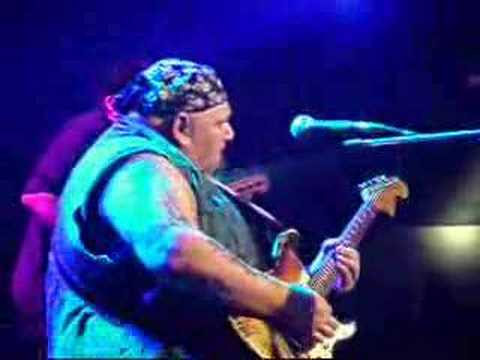 Popa Chubby - Little Wing (Jimi Hendrix`s cover)-Firenze `07