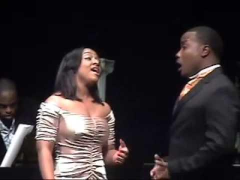 Porgy and Bess--Bessie You Is My Woman Now