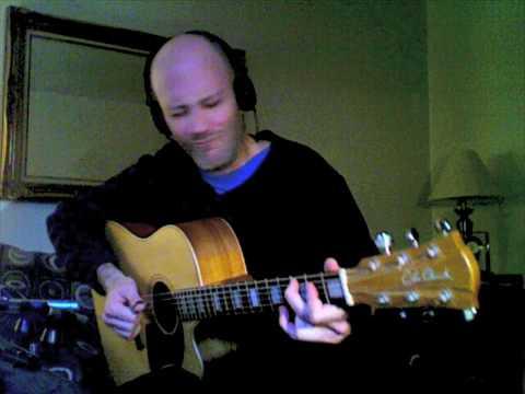 Adam Rafferty - Su*mme*rtime - G*eorge G*ershwin - Solo Acoustic Fingerstyle Guitar