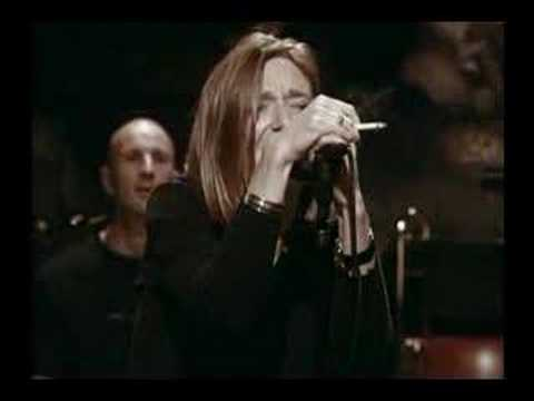 Portishead - Mysterons (Roseland Live NYC)