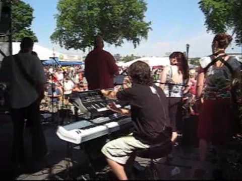 """2009-07-25 Mars Retrieval Unit: """"Outer Space"""" - Oregon Brewfest"""