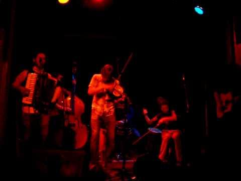 Tequila Mockingbird Orchestra, Jewelbox Theatre, Portland 2009